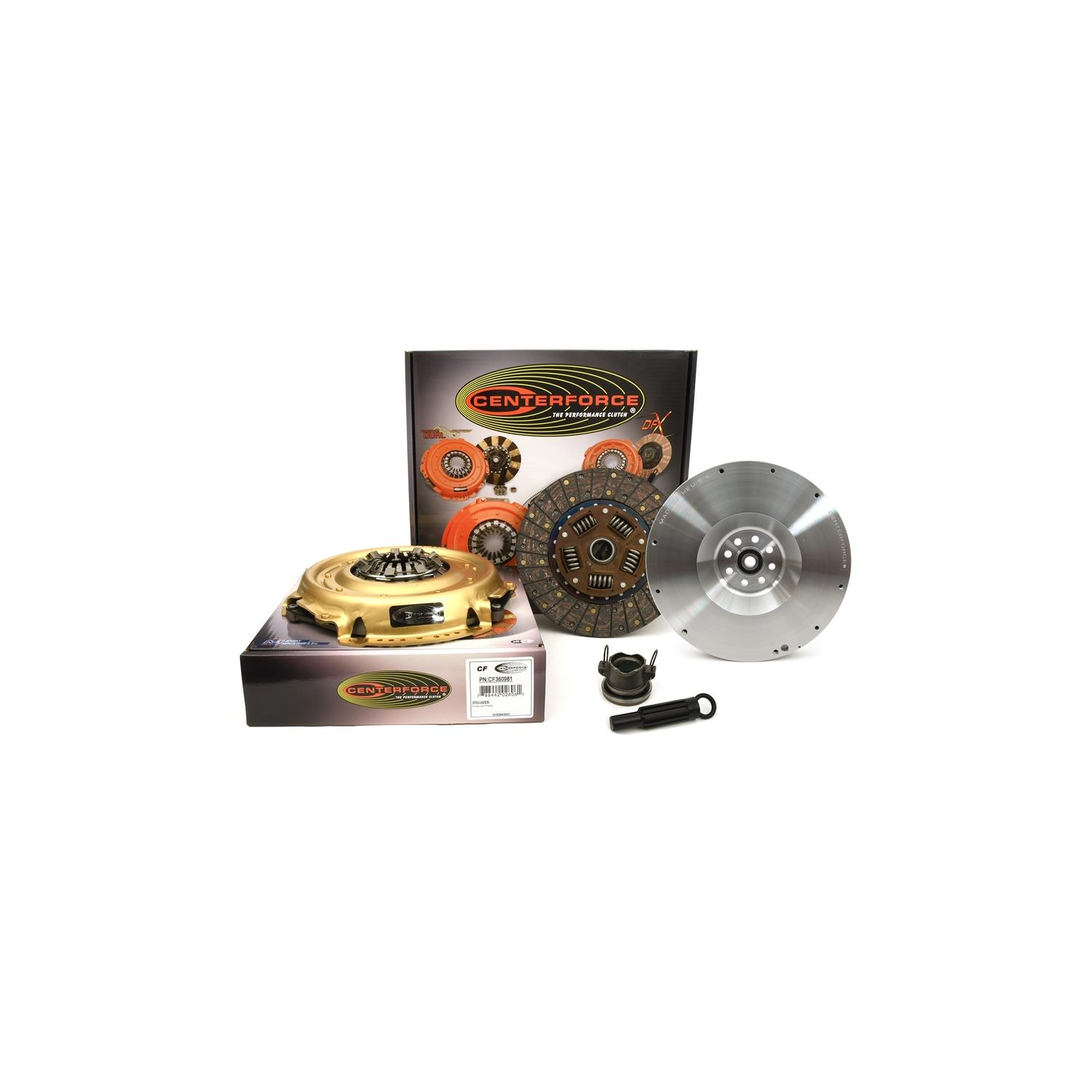 KCF811474 - Full Kits W/Flywheel | 3.8L - 231 Cid