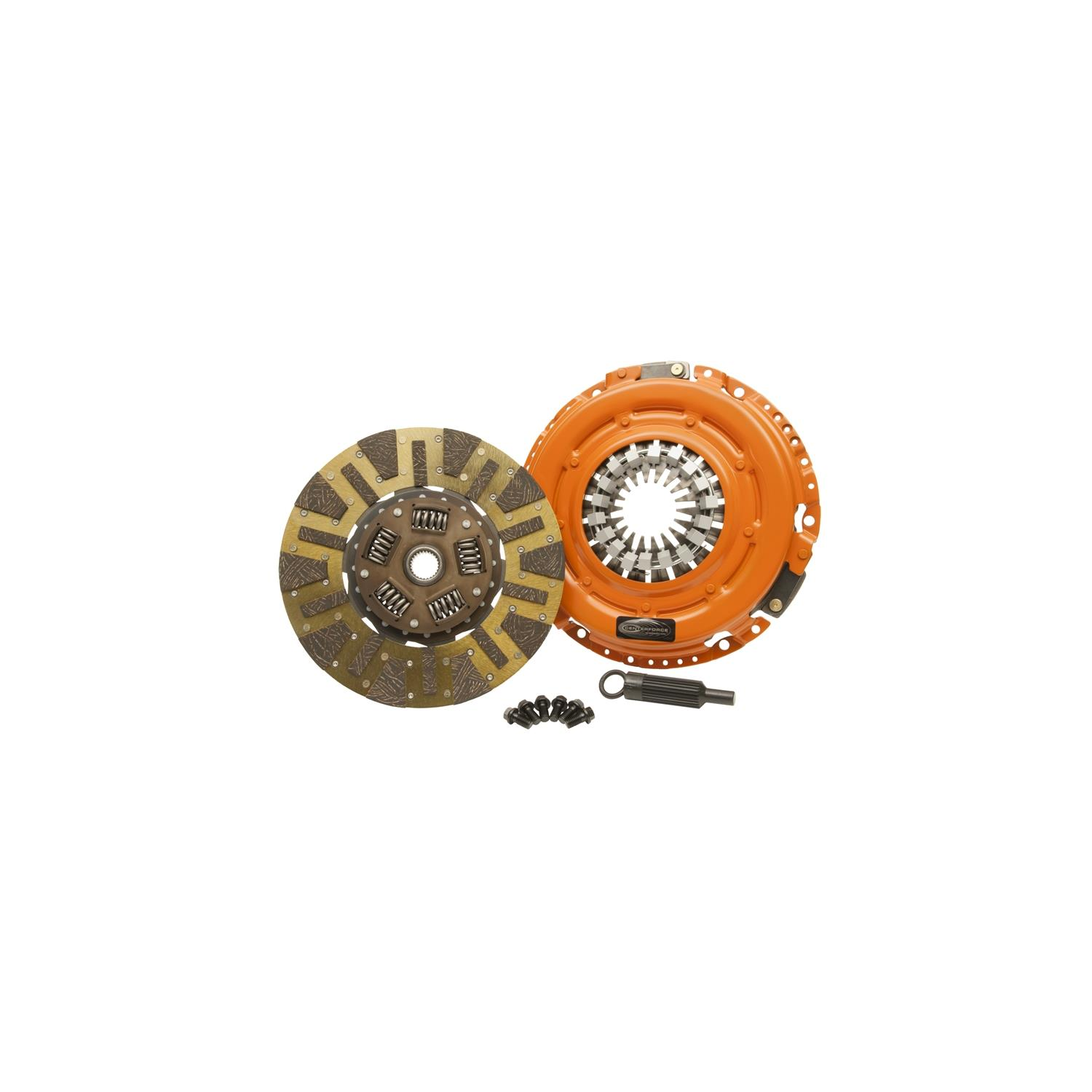 DF395010 - Clutch Cover/Disc | Z06 - 7.0L - V8 - L