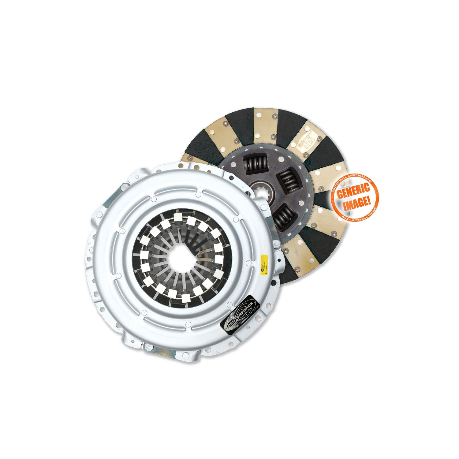 LM017010 - Clutch Cover/Disc | 50th Anniversary Ed