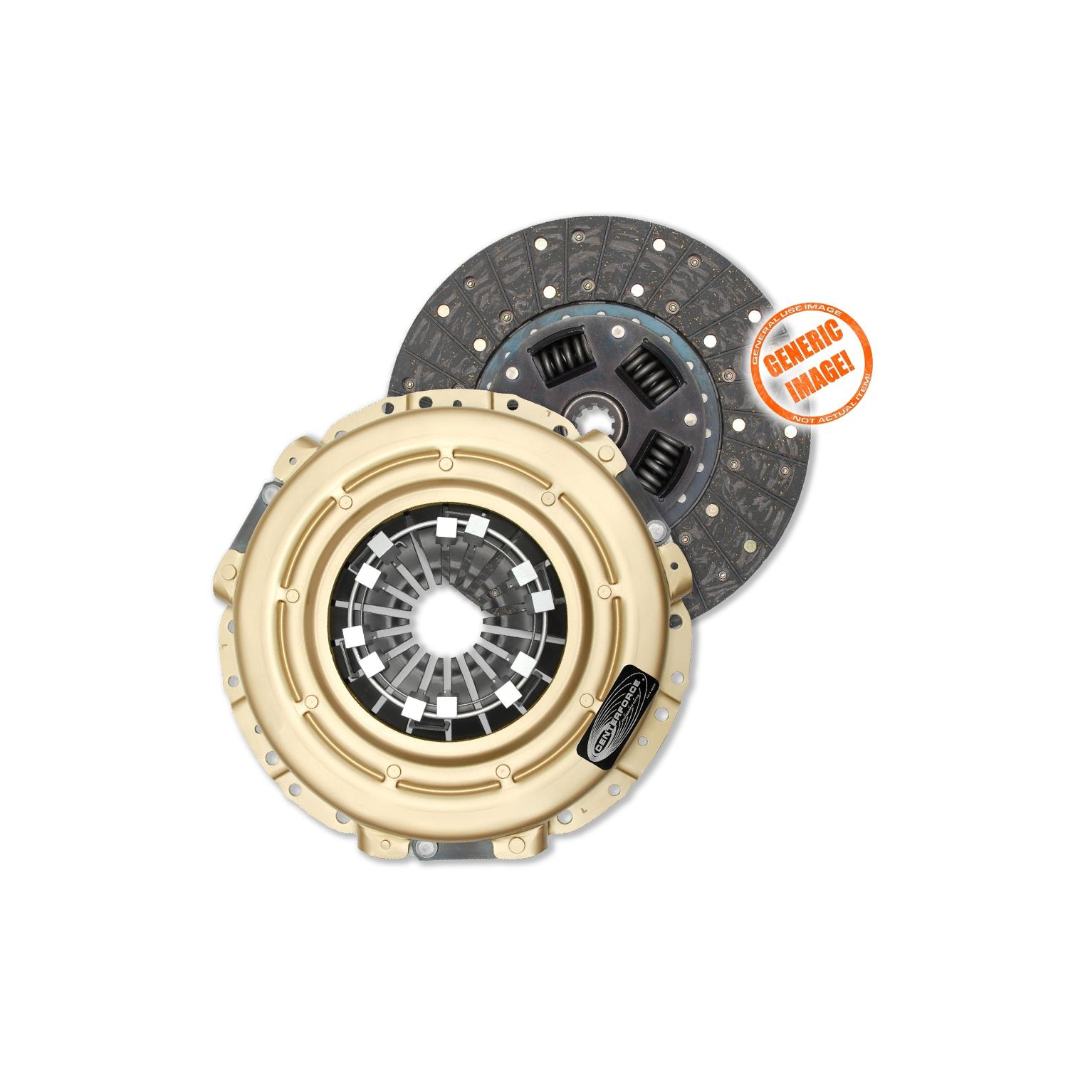 CF035547 - Clutch Cover/Disc | 2.4L - L4 - KA24E E