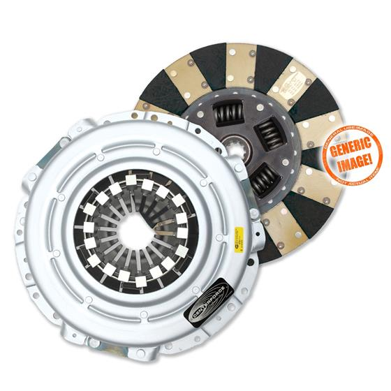 Light Metal - Clutch Pressure Plate and Disc Set