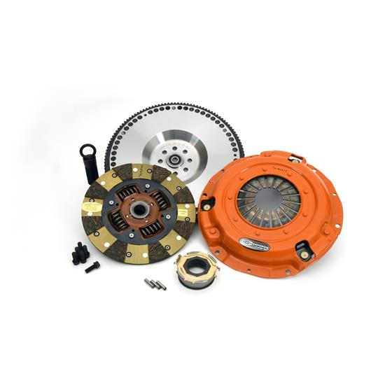 Dual Friction - Clutch and Flywheel Kit