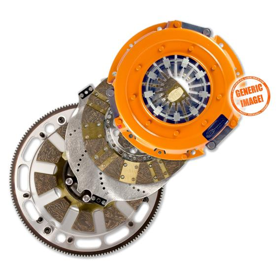 DYAD DS 10.4 - Clutch and Flywheel Kit