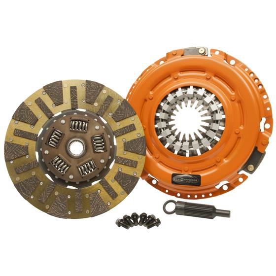 Dual Friction - Clutch Pressure Plate and Disc Set