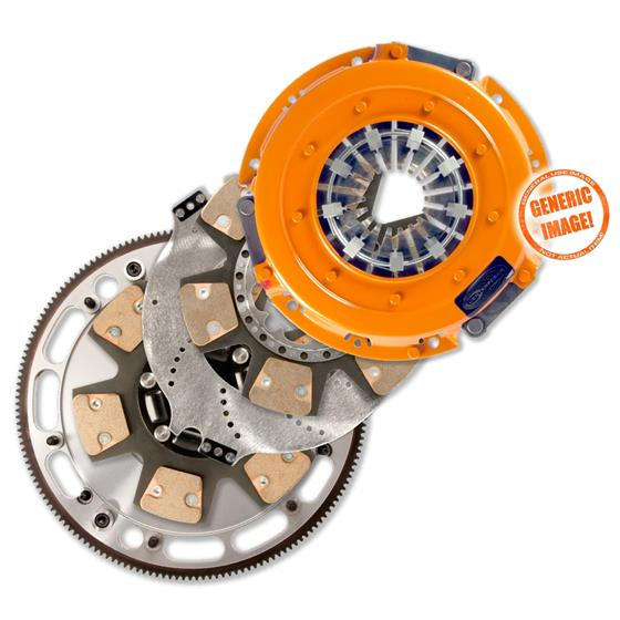 DYAD XDS 10.4 - Clutch and Flywheel Kit